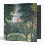 Groves of Versailles Vinyl Binders