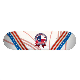 Groves TX Skateboard