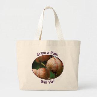 Grow a Pair Bag