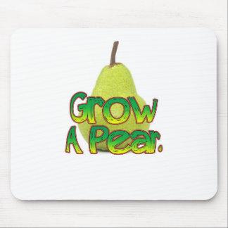 Grow A Pear Mouse Pad