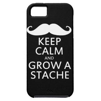 Grow a Stache iPhone SE/5/5s Case