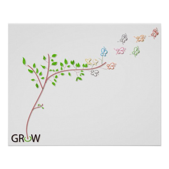 Grow and Multiply Poster
