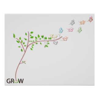 Grow and Multiply Posters