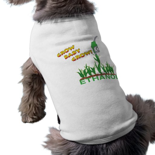 Grow Baby Grow! Doggie Tee Shirt