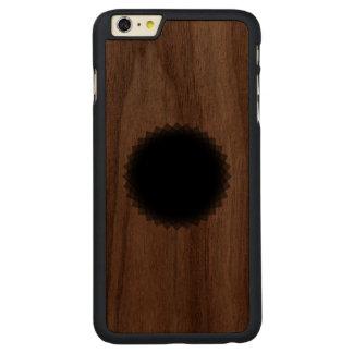 Grow Carved Walnut iPhone 6 Plus Case