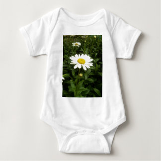 Grow, Eat and Live Green Baby Bodysuit