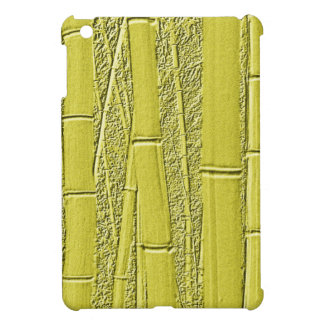 Grow (gold bamboo) iPad mini cases