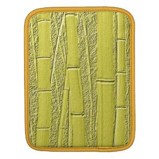 Grow (golden bamboo) iPad sleeve