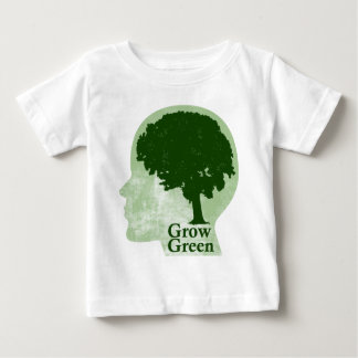 Grow Green Baby T-Shirt