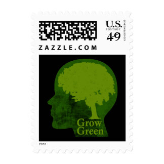 Grow Green Postage