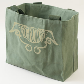 Grow Inspirational Tote