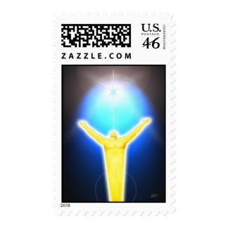 GROW Into Eternity Postage Stamps