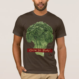 Grow It Baby! - Broccoli Tee