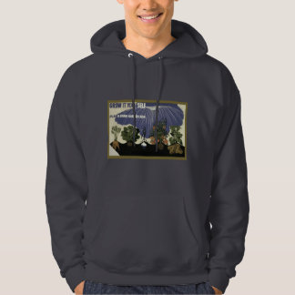 GROW IT YOURSELF - GARDEN HOODIE