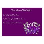 Grow Love Business Card Template