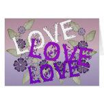 Grow Love Cards