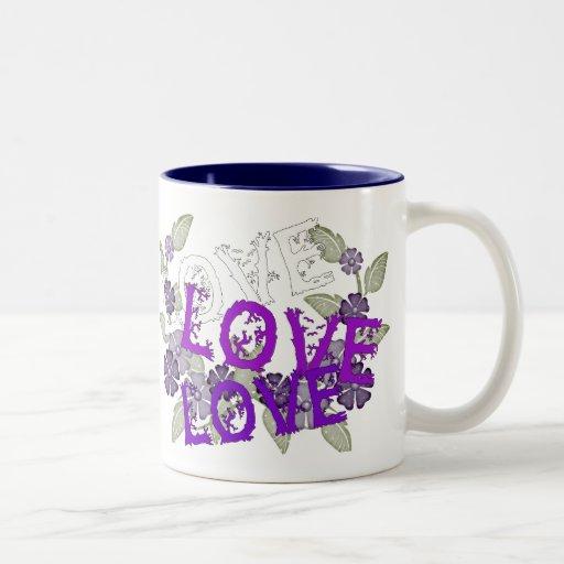 Grow Love Coffee Mugs