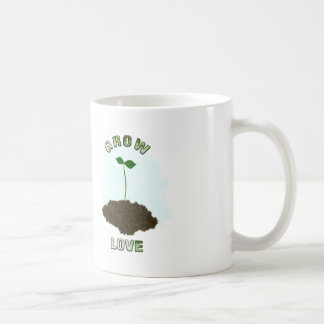 Grow love mug