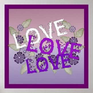 Grow Love Poster