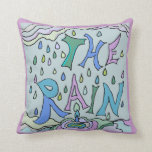 grow lovely with the rain pillows