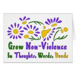 Grow Non-Violence Cards