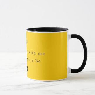 Grow Old Along With Me Gift Mug