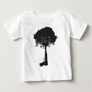 grow-peace baby T-Shirt