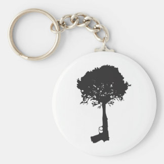grow-peace keychain