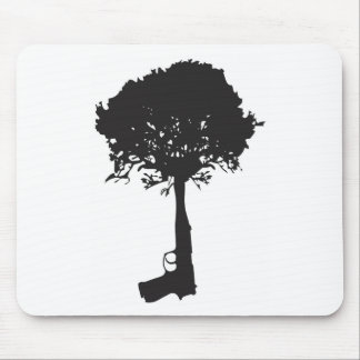 grow-peace mouse pad