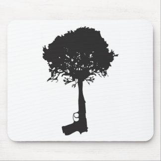 grow-peace mouse pad