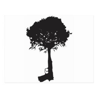 grow-peace postcard