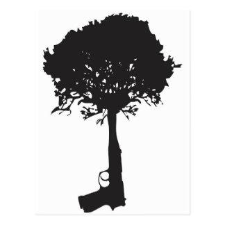 grow-peace post card