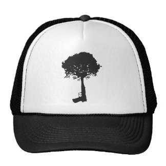 grow-peace trucker hat