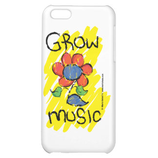 Grow Some Music. iPhone 5C Case