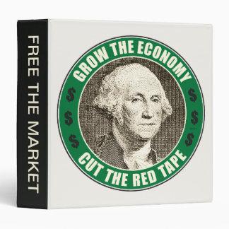 Grow The Economy Binder