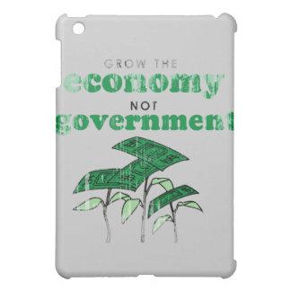 Grow the Economy not government iPad Mini Cases
