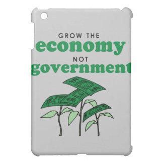 Grow the Economy not government iPad Mini Case