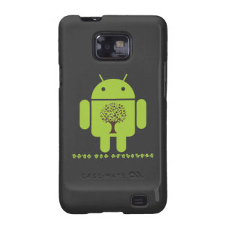 Grow The Ecosystem (Bug Droid Brown Tree) Galaxy SII Covers