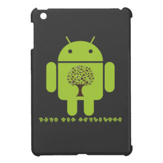 Grow The Ecosystem (Bug Droid Brown Tree) Case For The iPad Mini