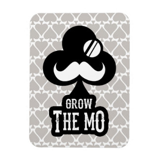 Grow The Mo - Magnet - Clubs Edition