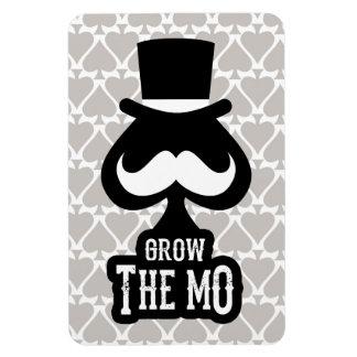 Grow The Mo - Magnet - Spades Edition