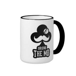 Grow The Mo - Mug - Clubs Edition
