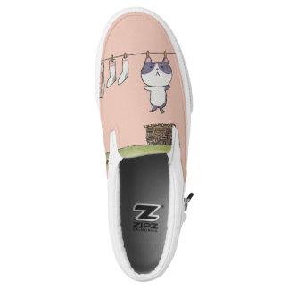 Grow them Slip-On sneakers