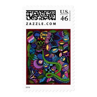 """""""Grow"""" U.S. Postage Stamps"""