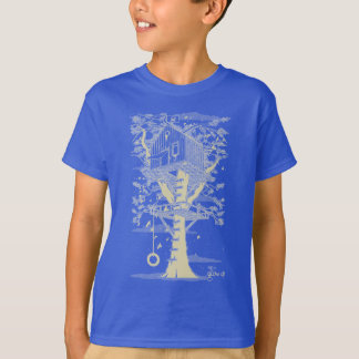 Grow Up Kids Treehouse T-Shirt