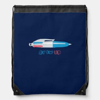 Grow Up Mini Pen bag Cinch Bags