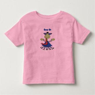 Grow Up Monster Toddler T-shirt