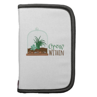 GROW WITHIN FOLIO PLANNERS