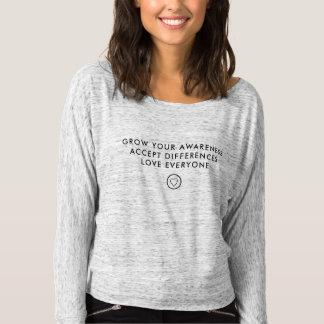 Grow Your Awareness Shirt - Inclusion Project
