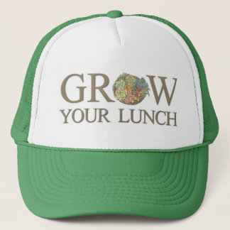 Grow Your Lunch Trucker Hat